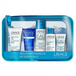I check my essentials – Uriage